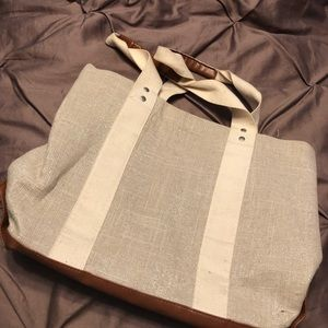 💚 4 FOR $20 💚 Tan medium sized tote